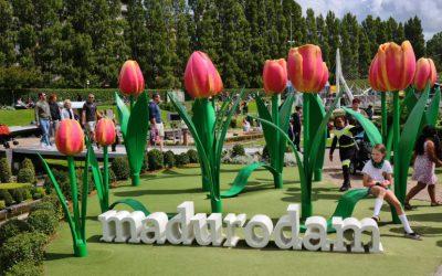 Madurodam, dwalen door Nederland in zakformaat