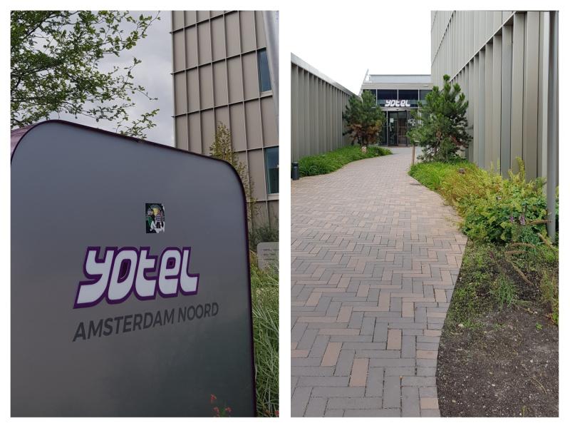 Yotel Amsterdam (Noord)