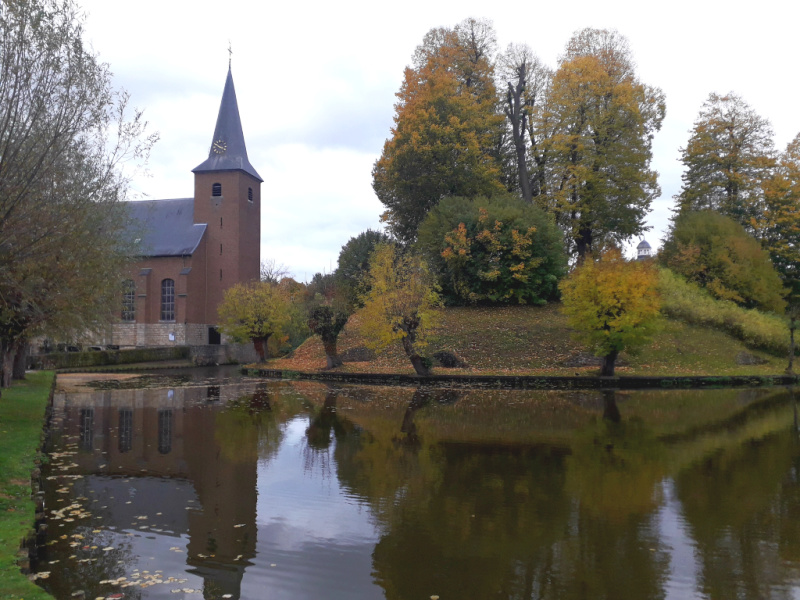 Kerk en motte Wijnandsrade