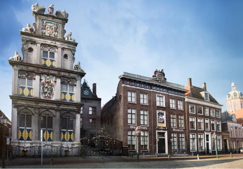 Staycation in Nederland Hoorn