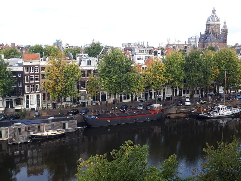 Nieuwmarktbuurt, de leukste buurt van Amsterdam volgens local Wibi