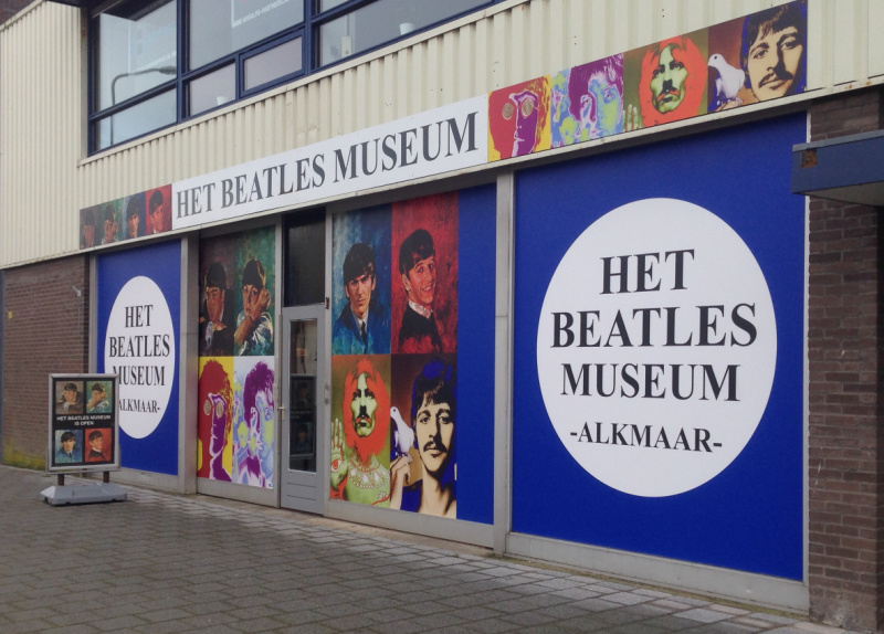 Beatles Museum Alkmaar