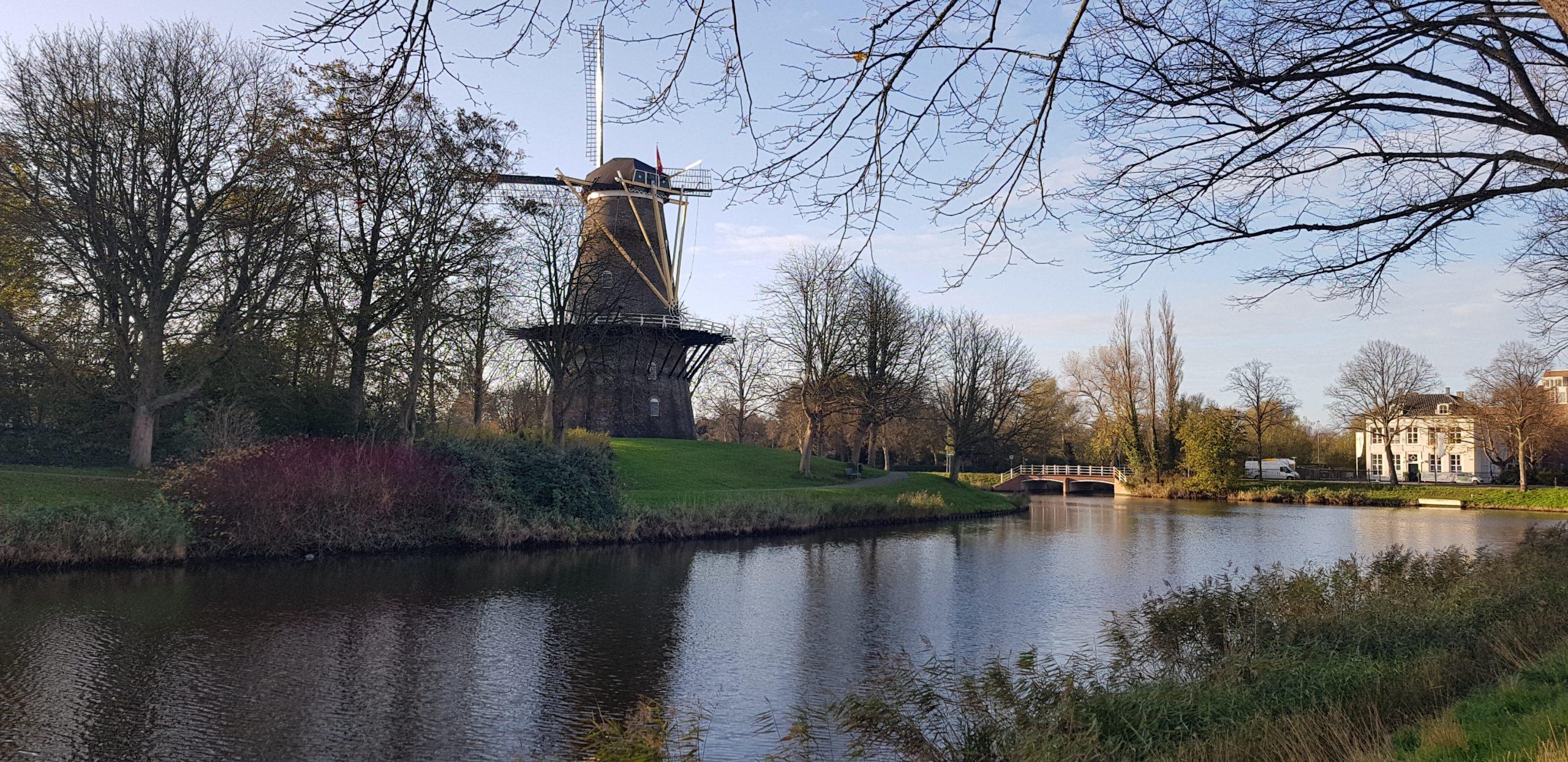 Bolwerk Middelburg Zeeland Nederland