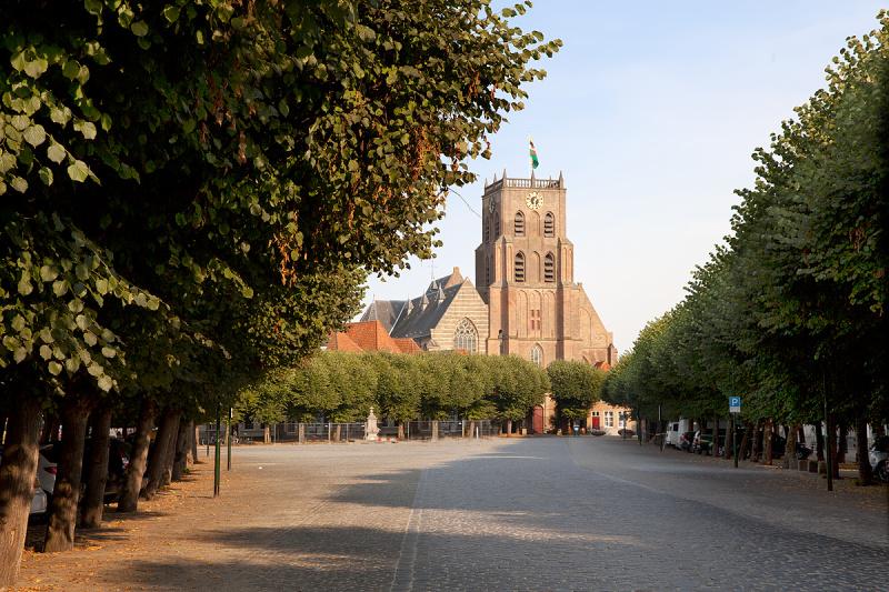 Geertruidenberg, vestingstad vol cultuurhistorische bezienswaardigheden