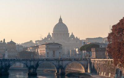 De liefde lokte Anouk naar Rome, de Eeuwige stad van Italië