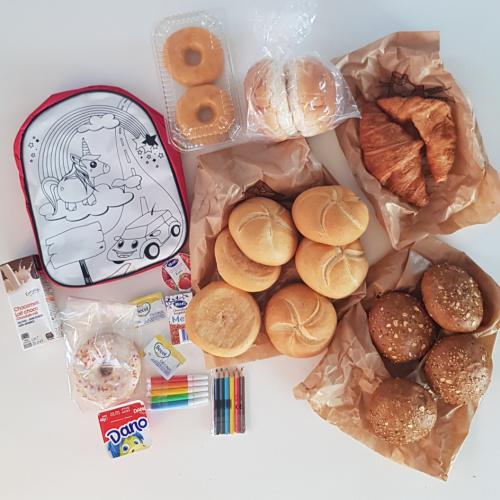 Ontbijtpakket