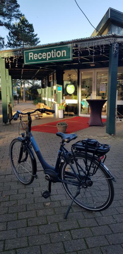 fietsverhuur Center Parcs De Kempervennen