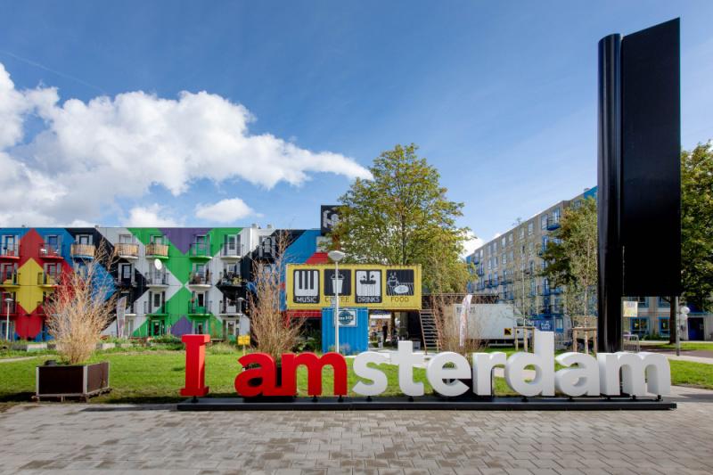 24H Zuidoost Festival Hart I amsterdam lettersBas UterwijkRedactioneel