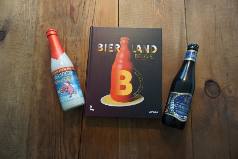Bierland België, met dit boek reis je België rond in 365 bieren