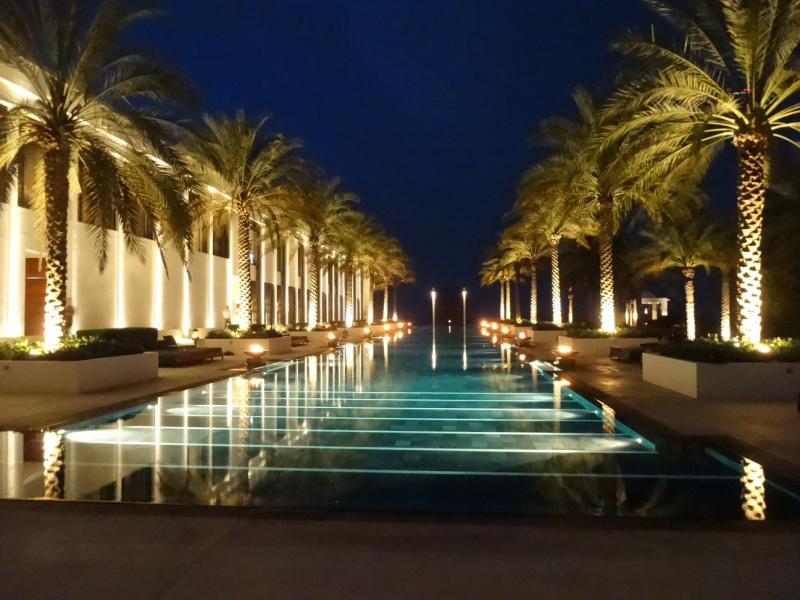 150 Hotels You Need to Visit before You Die The Chedi Oman