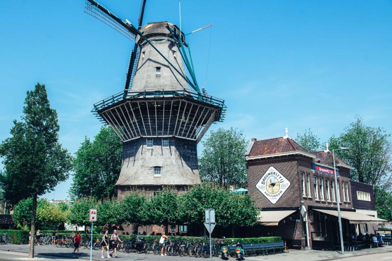 brouwerij 't IJ Amsterdam Oost foto David Steniga