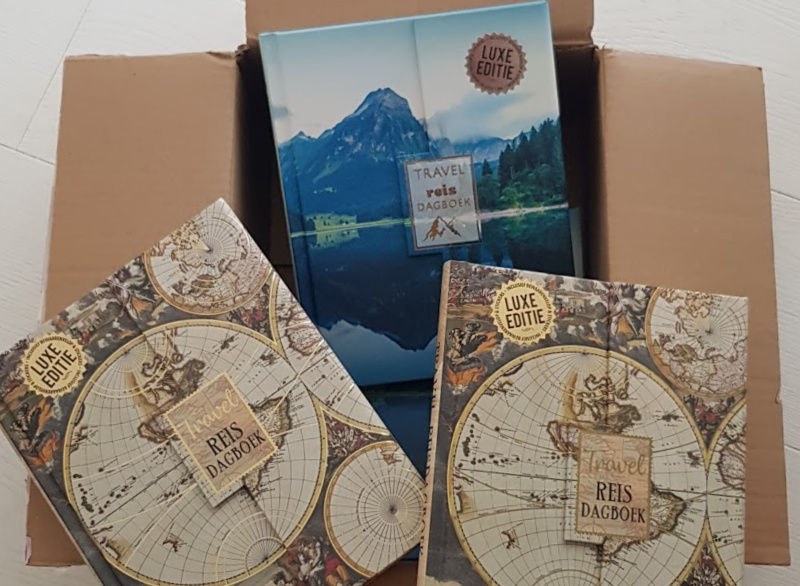 Travel reisdagboek de Lantaarn