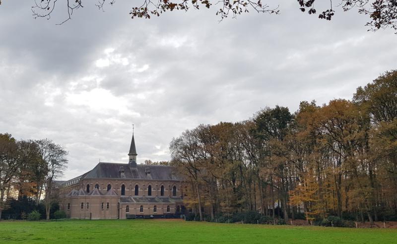 Wandelen in Brabant trappistenroute Zundert