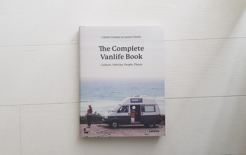The Complete Vanlife Book – Culture, Vehicles, People, Places + WIN