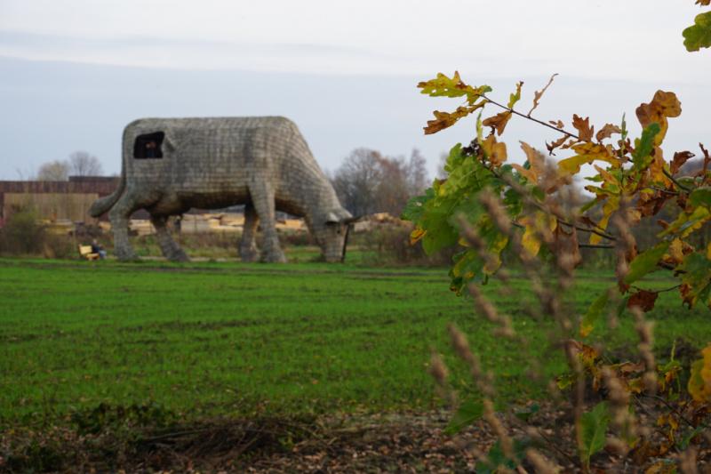 de Melkfabriek Andreas Schotel wandelroute