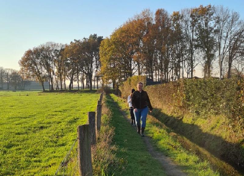 Wandelen in Brabant Ommetje Galder