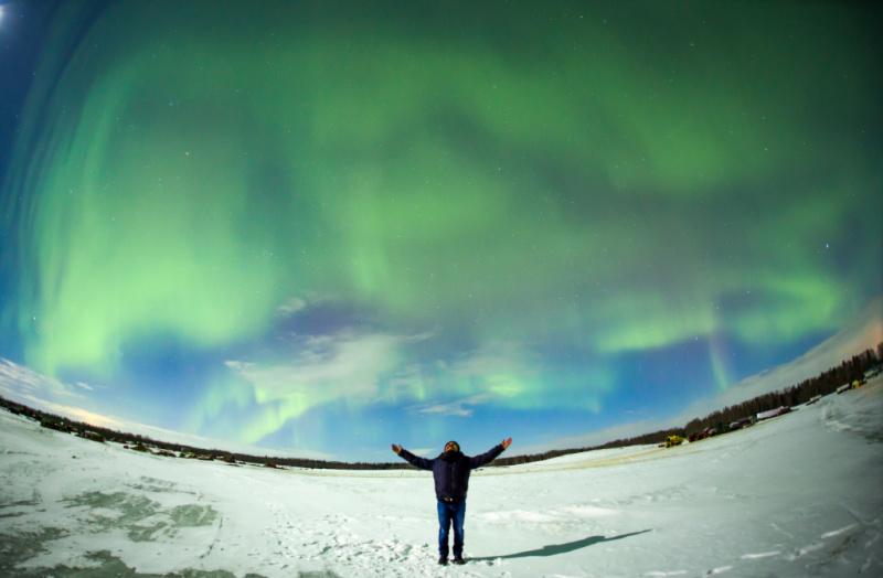Noorderlicht Jasper Canada