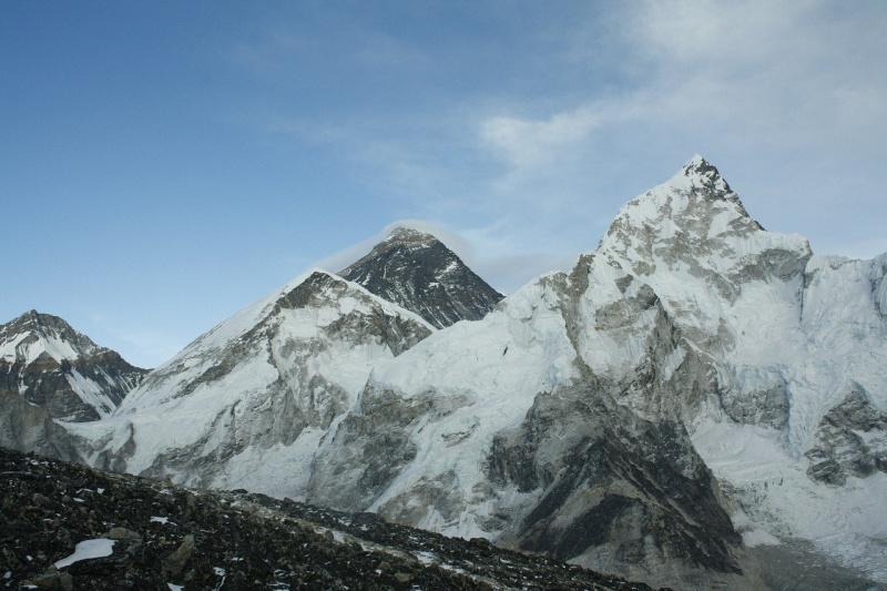 himalaya mount everest