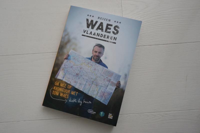 boek Reizen Waes Vlaanderen