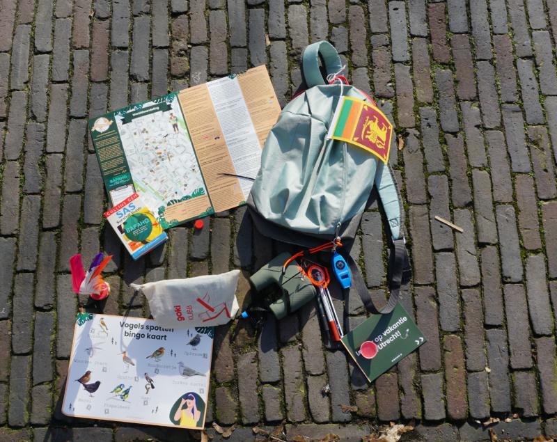 Wereldwandeling Utrecht Nederland