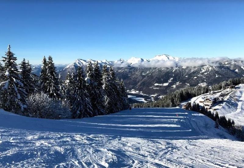 Grand Massif Frankrijk Favoriete wintersportbestemmingen