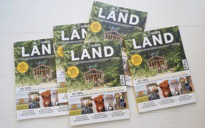In Eigen Land magazine – reisinspiratie van Columbus Travel + WIN