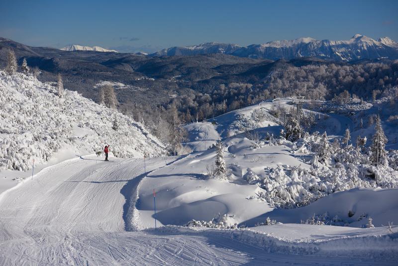 Piste Vogel Slovenië