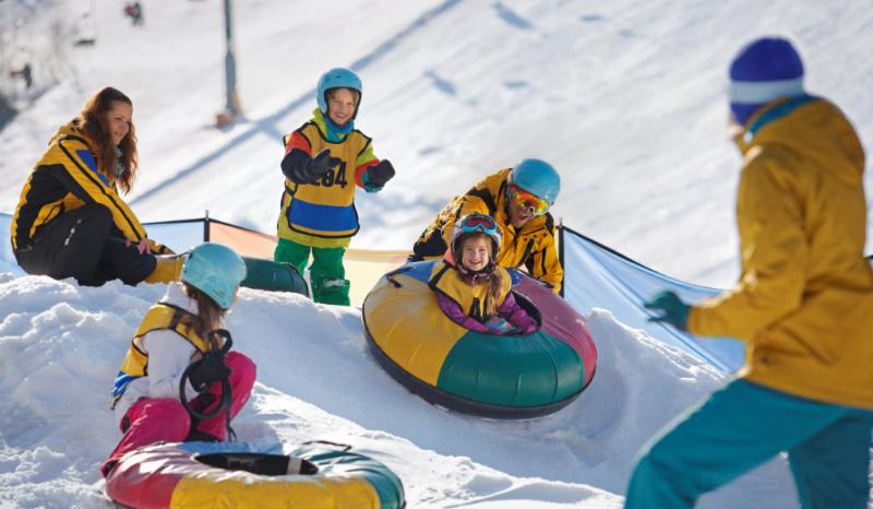 snowtubing wintersport wintersportweek2021