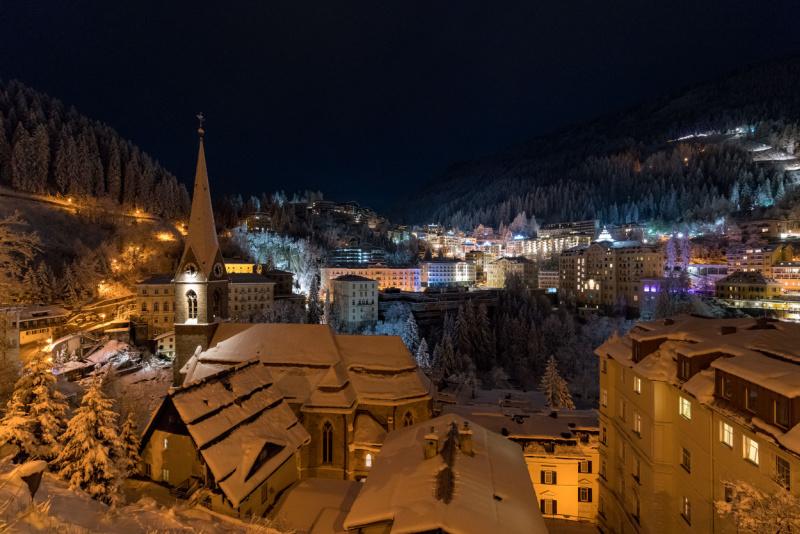 winter in Gastein Oostenrijk