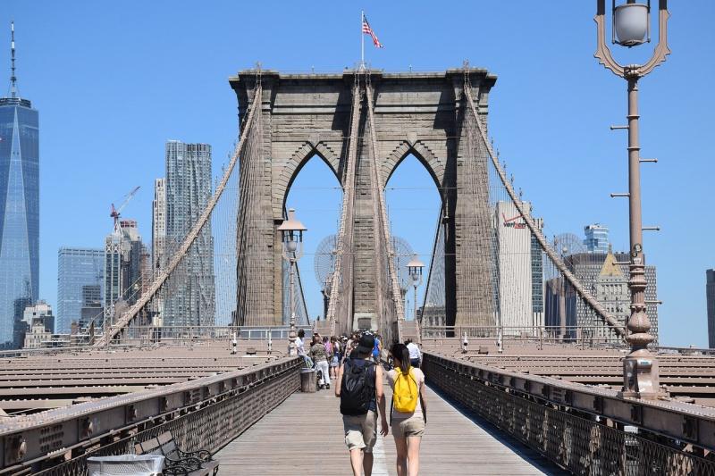 Gratis Valentijnstip Brooklyn Bridge