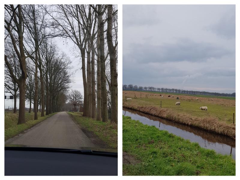 Keigave autospeurtocht Brabant