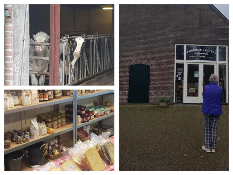 Annahoeve streekproducten Brabant