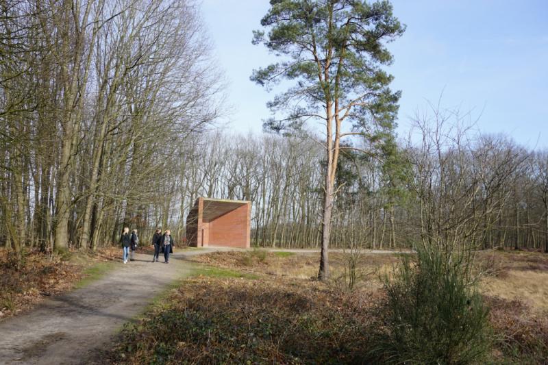 Kunstroute Boswachterij Dorst Baronie van Breda