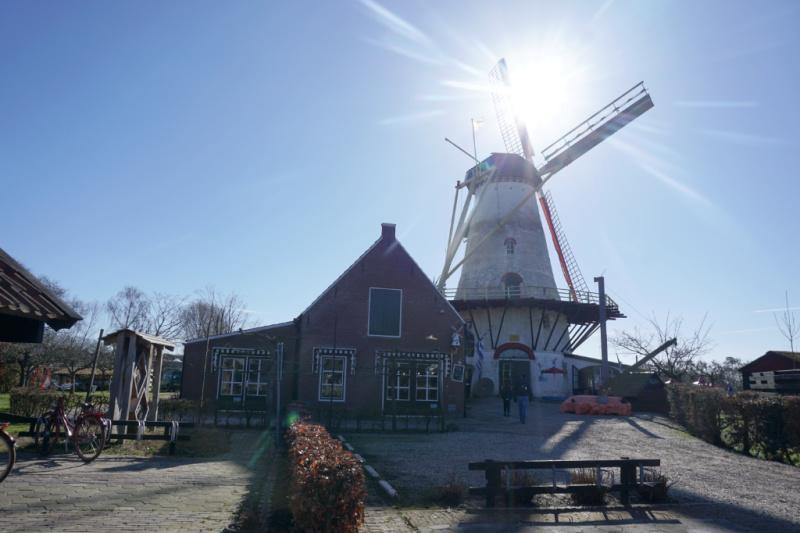 Burgh-Haamstede Zeeland Nederland