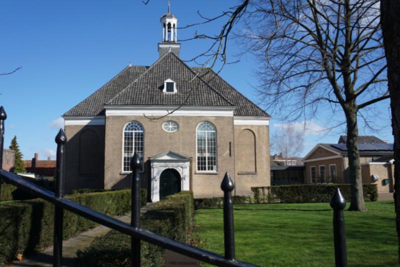 Vredeskerk Oosterhout Brabant Nederland