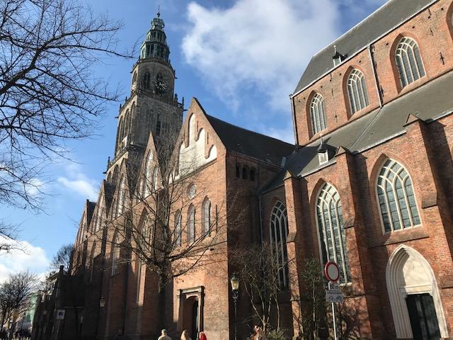 Martinikerk en Martinitoren