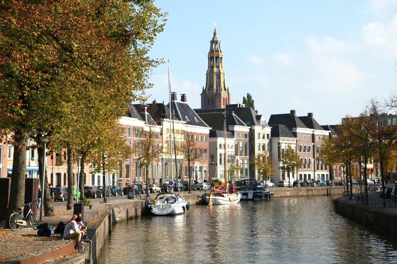 Groningen Groeten uit Lucretia Nederland