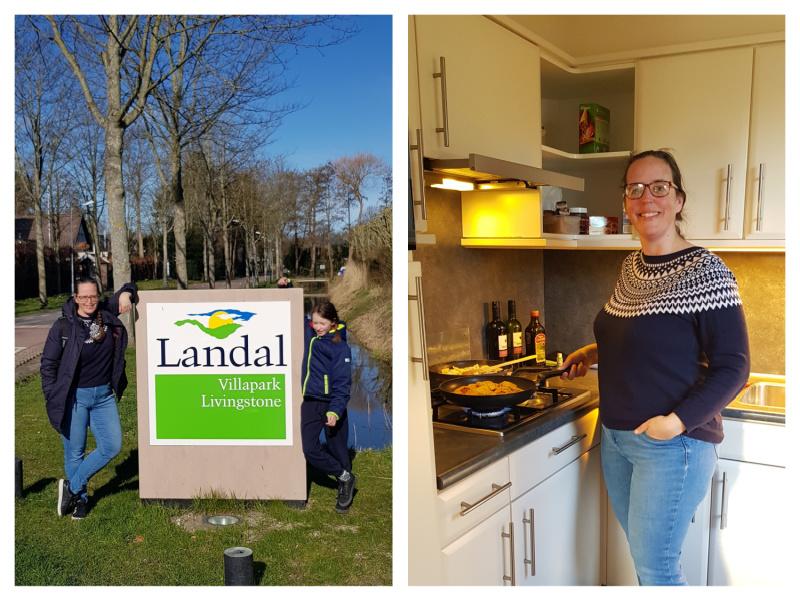 Landal Villapark Livingstone Burgh-Haamstede Zeeland Nederland