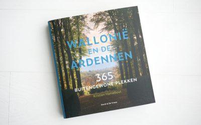Wallonië en de Ardennen   365 Buitengewone Plekken