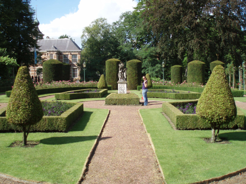 Bpuvigne Breda tuin Brabant Nederland
