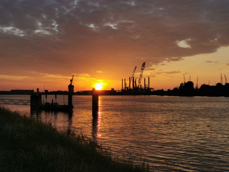 Pernis Rotterdam Nederland
