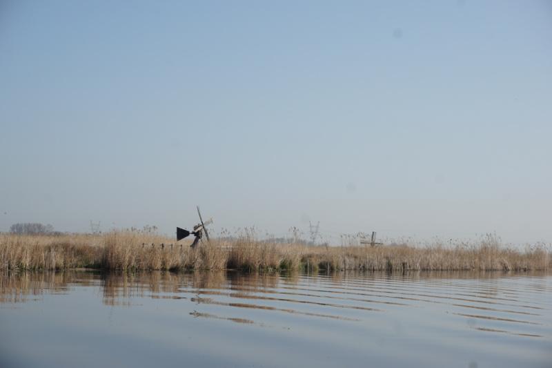 Wetlands Safari begeleide kanotochten Amsterdam Nederland Nonksloot