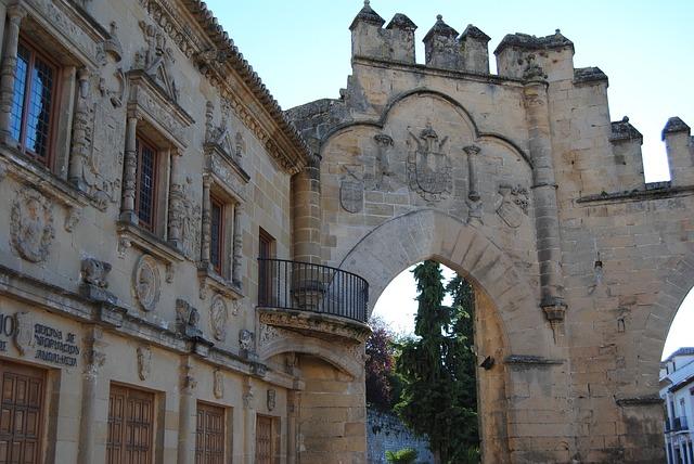 UNESCO Werelderfgoed Spanje: Baeza