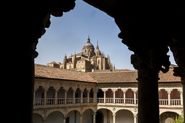UNESCO Werelderfgoed Spanje: Salamanca