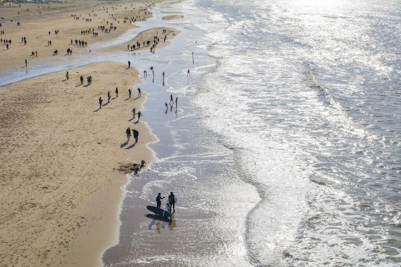 Castricum, veelzijdige kustplaats in het Noord-Hollands Duinreservaat