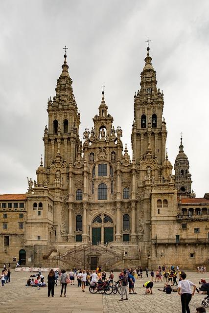UNESCO Werelderfgoed Spanje: Santiago de Compostela