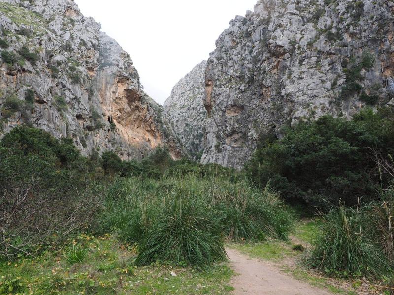 Serra de Tramuntana Mallorca wandelen in Spanje