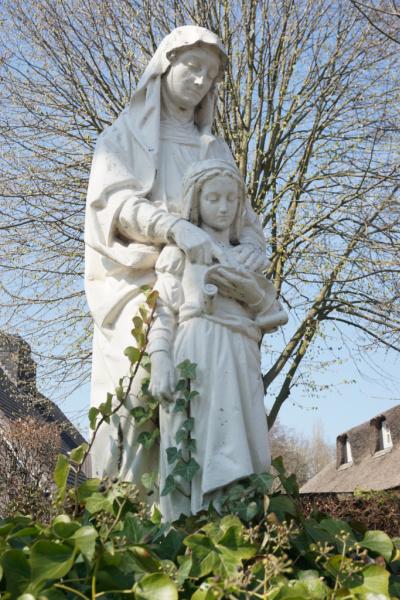 Heilige Sint Anna Molenschot