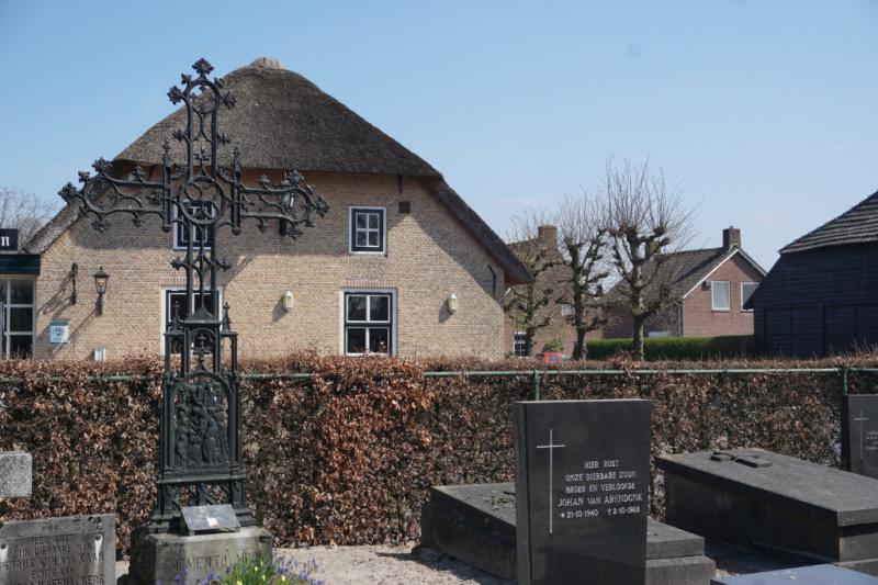 Calvariekruis Anna Kapel Molenschot Brabant