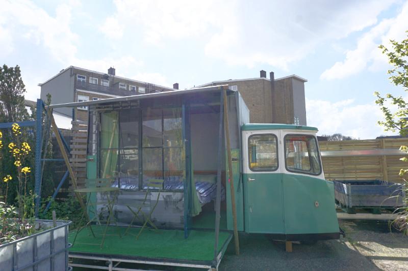 Culture Campsite   Het architectonische slaapfenomeen in Rotterdam